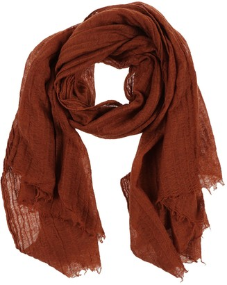 Destin Surl Fringed Scarf