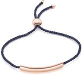Monica Vinader Esencia Fine Corded Friendship Bracelet