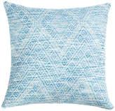 Archive New York Nahualá 20x20 Pillow - Blue/White
