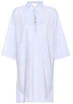 Stella McCartney Cotton Chambray Tunic Dress