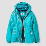 Champion Girls' All Weather Jacket Blue L