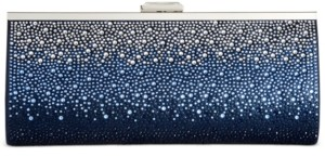 INC International Concepts Inc Ombre Gemstone Caroline Clutch, Created for Macy's