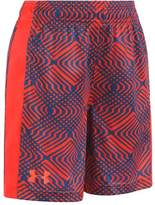 Under Armour Boys' Pre-School UA Midtown Grid Eliminator Shorts