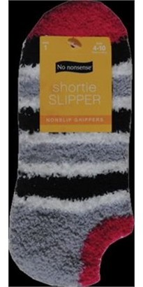 Kayser Roth Corporat Nn Shortie Slipper Sock Size 1pr No Nonsense Shortie Slipper Sock 1pr, PartNo 52
