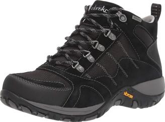 Dansko Women's Paxton Black Waterproof Boot 9.5-10 M US