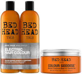 Tigi TIGI Bed Head Coloured Hair Shampoo, Conditioner and Hair Mask Set