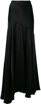 Simone Rocha Maxi Draped Skirt
