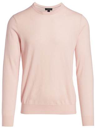 Saks Fifth Avenue COLLECTION Lightweight Cashmere Crew Sweater