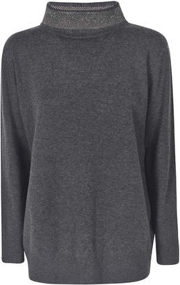 Fabiana Filippi Crew Neck Sweater