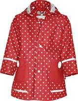 Baby Girl Red Coat - ShopStyle UK