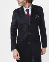 Ted Baker Three button overcoat