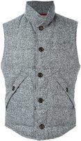 Brunello Cucinelli buttoned vest