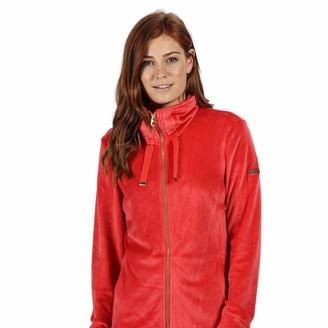 Regatta Womens Odelia Cotton Outdoor Full Zip Fleece Jacket