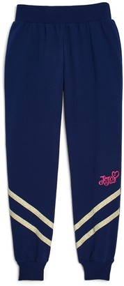 Danskin Girls 4-14 JoJo Siwa Fitted Jogger Pants