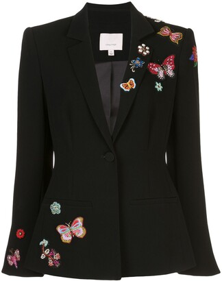 Cinq à Sept Rumi meadow blazer