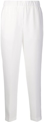 Peserico Embellished Pull-On Trousers