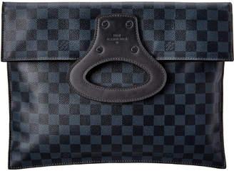 Louis Vuitton Damier Cobalt Canvas Portfolio