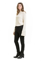 Country Road Merino Cashmere Bell Sleeve Knit