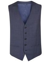 Jaeger Wool Pick and Pick Waistcoat