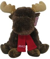 St Nicholas square 2012 moose plush