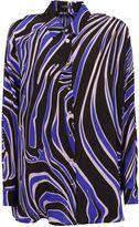 Versace Zebra Print Shirt