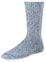 Red Wing Shoes Shoes Cotton Rag Socks in Blue