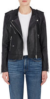 Blank NYC Blanknyc Women's Vices Leather & Suede Moto Jacket
