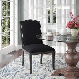 Alcott Hill Parsons Upholstered Dining Chair