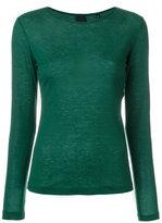 Aspesi round neck sweater