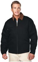 Tri-Mountain Men's Big And Tall Lined Canvas Jacket