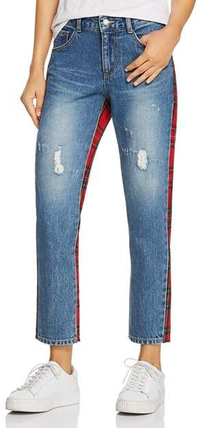 637f733eb3abf3 Red Women's Jeans - ShopStyle