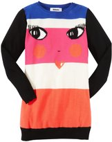 Sonia Rykiel Enfant Sweater Dress (Toddler/Kid) - Multicolor-4