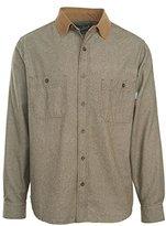 Woolrich Men's Northridge Chambray Flannel Shirt