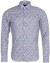 Eden Park Men's Printed Cotton Shirt