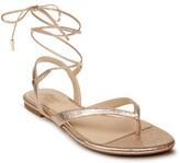 Badgley Mischka Nolana Lace-Up Sandal