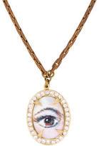 Lulu Frost Eye Pendant Necklace