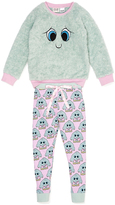Peter Alexander peteralexander Jnr Girls Happy Monster Pj Set