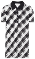Stella McCartney Printed Cotton Polo Shirt