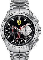 Ferrari Scuderia 'Race Day' Bracelet Watch, 44mm