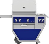 Hestan 48'' Grill with Double Side Burners