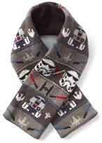 Gap | Star Wars fair isle scarf