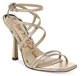 Sam Edelman Women's Leeanne High-Heel Strappy Sandals