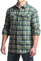 Columbia Flare Gun Flannel III Shirt - Long Sleeve (For Men)