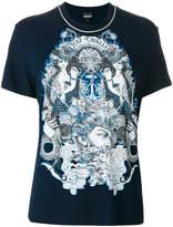 Just Cavalli mythological print T-shirt