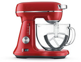 Breville BEM825 The Bakery Boss Stand Mixer - Sour Cherry