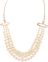 Vivienne Westwood Jordan Necklace Gold