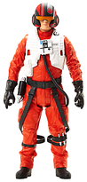 Star Wars Episode VII The Force Awakens 18 Poe Dameron Action Figure