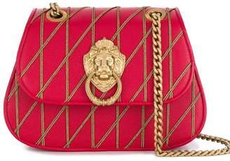 Moschino Head Lion shoulder bag