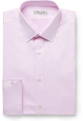 Charvet Lilac Cotton-Pique Shirt