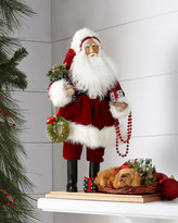 Lynn Haney Holiday Snooze Santa Figure